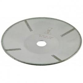 DISQUE DIAMANT INCURVE CONVEXE 125mm