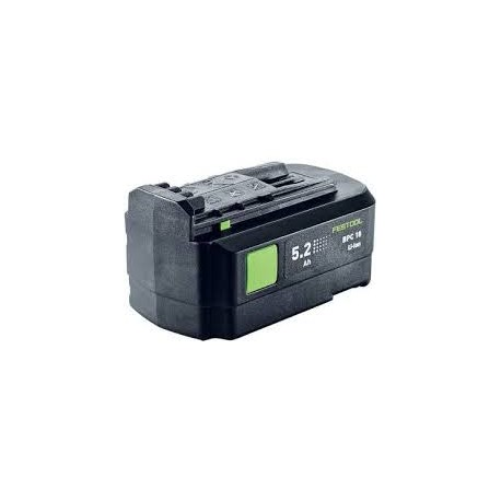FESTOOL BATTERIE 18volts LI 5.2Ah