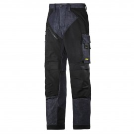 SNICKERS pantalon de travail RUFFWORK denim