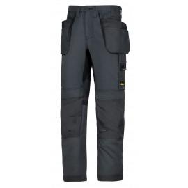 SNICKERS pantalon de travail allroundwork+poche holster
