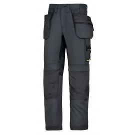 SNICKERS pantalon de travail allroundwork+poche holster+