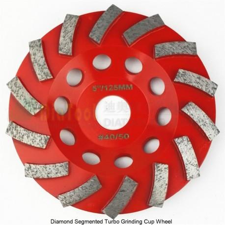 Plateau diamanté 125mm à surfacer