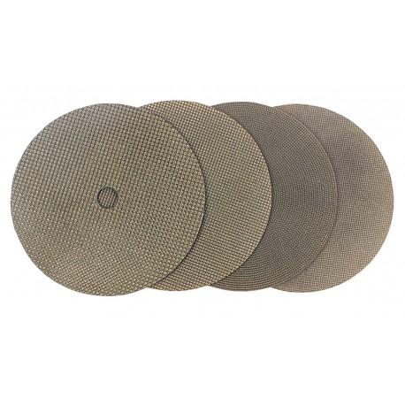 DISQUE PAD DIAMANT VELCRO178mm GR60