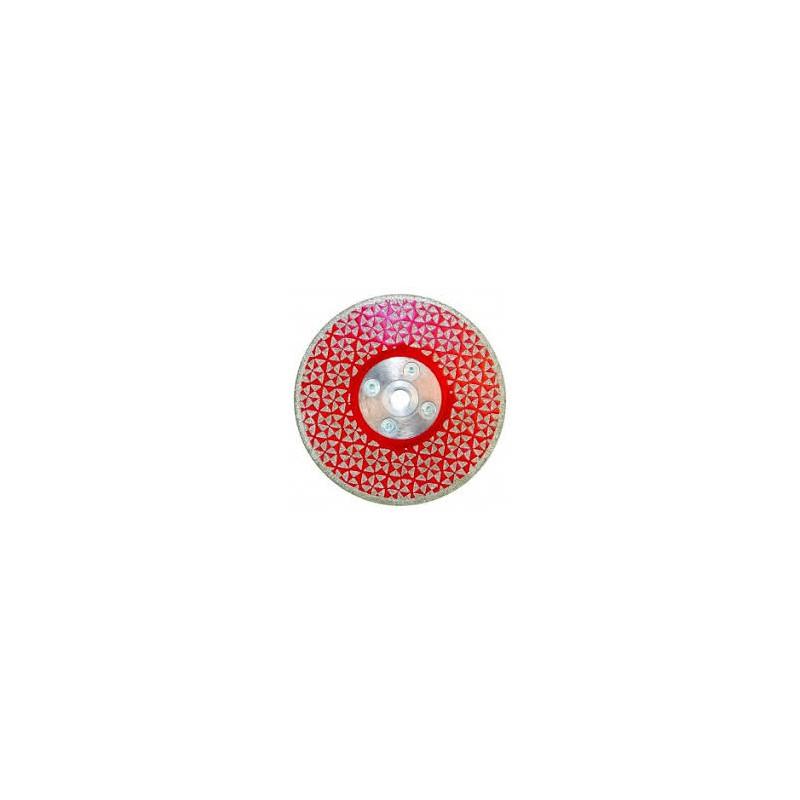 Disque diamant cobra rouge coupe ponce pro bati la boutique des artisans - Disque pour couper la pierre ...