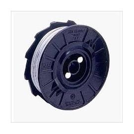 BOBINE DE FIL ACIER GALVA 0.8mm Lg100m