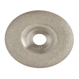 DISQUE DIAMANT BRASE INCURVE CONVEXE 125mm